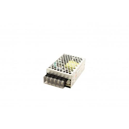 Alimentatore LED 25W MEANWELL trasformatore da esterno, tensione costante, output 12V DC/ 24V DC